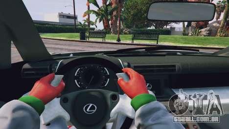 Lexus LFA 2012 para GTA 5