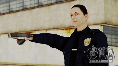 GTA 5 Cop para GTA San Andreas