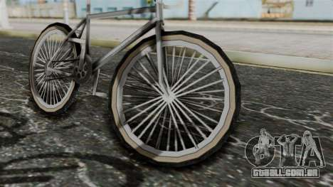Racer from Bully para GTA San Andreas traseira esquerda vista