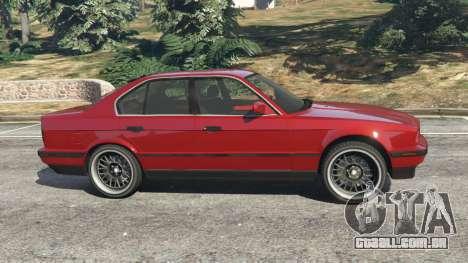 BMW 535i (E34) para GTA 5