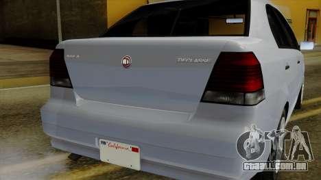 GTA 5 Asea DeClasse v2 IVF para GTA San Andreas vista direita