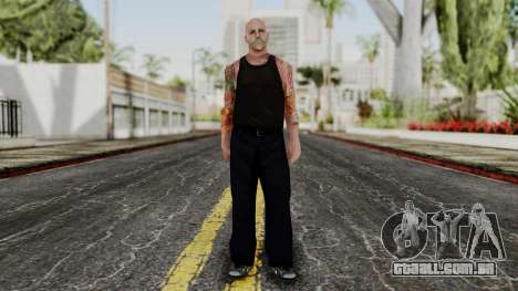 Alice Baker Old Member without Glasses para GTA San Andreas