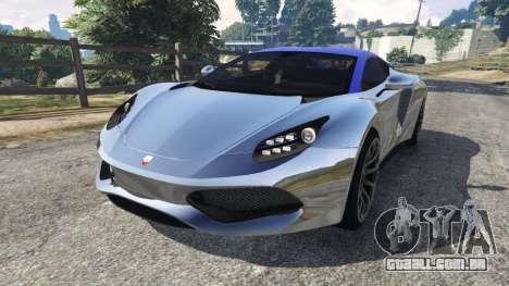 Arrinera Hussarya v1.0 para GTA 5