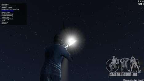 GTA 5 Laser Rocket Mod V5 sexta imagem de tela