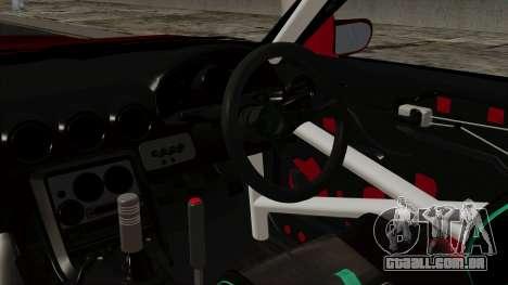 Nissan Silvia Odyvia para GTA San Andreas vista direita
