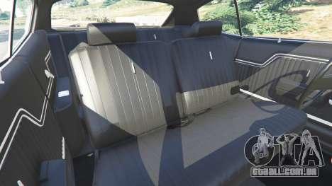 GTA 5 Chevrolet Chevelle SS 1970 v1.0 volante