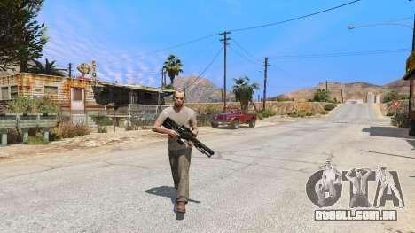 M2014 Rifle de Gauss из Crysis 2 para GTA 5