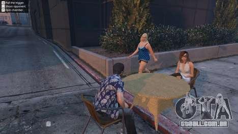 GTA 5 Roleta russa terceiro screenshot