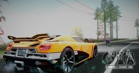 ENB White_SA v1.0 para GTA San Andreas