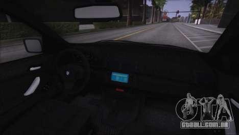 BMW X5 E53 para o motor de GTA San Andreas