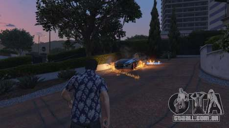 GTA 5 4K Fire Overhaul 2.0 segundo screenshot