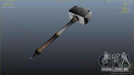 GTA 5 Martelo de Shao Kahn, a partir de Mortal Kombat oitmo screenshot