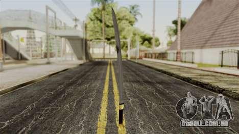O verificador de para GTA San Andreas terceira tela