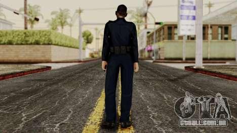 GTA 5 Cop para GTA San Andreas terceira tela
