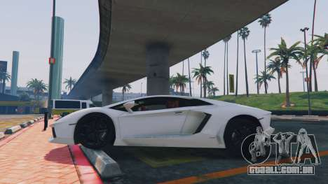 GTA 5 Realistic suspension for all cars  v1.6 terceiro screenshot