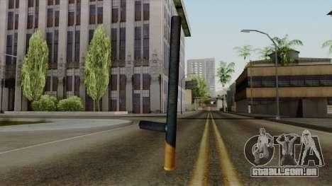 Brasileiro Night Stick v2 para GTA San Andreas segunda tela