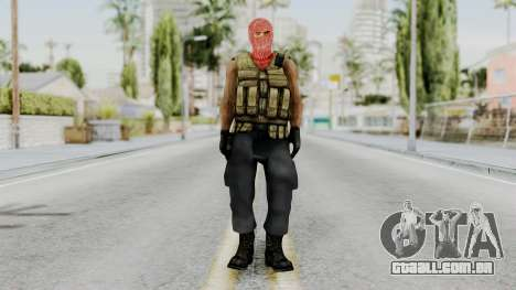 Terrorist para GTA San Andreas segunda tela