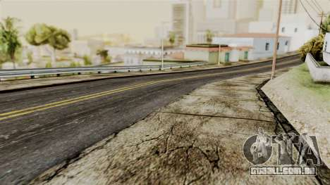 BlackRoads v1 LS Kenblock para GTA San Andreas terceira tela