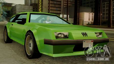 Deluxo from Vice City Stories para GTA San Andreas