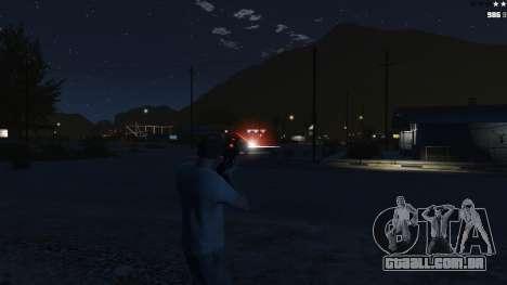GTA 5 Laser Rocket Mod V5 quarto screenshot