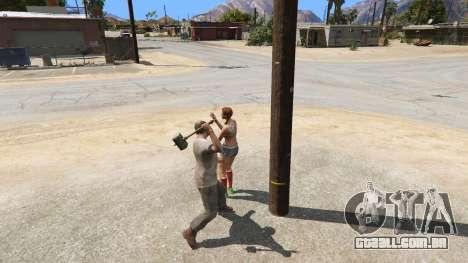 GTA 5 Martelo de Shao Kahn, a partir de Mortal Kombat sétima screenshot