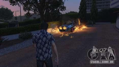 GTA 5 4K Fire Overhaul 2.0 terceiro screenshot
