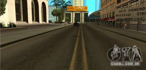 60 Animations v2.0 para GTA San Andreas terceira tela
