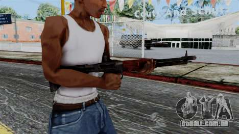 FG-42 from Battlefield 1942 para GTA San Andreas terceira tela