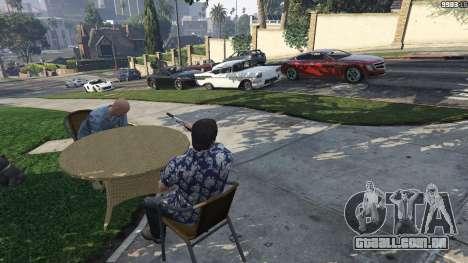 GTA 5 Roleta russa segundo screenshot
