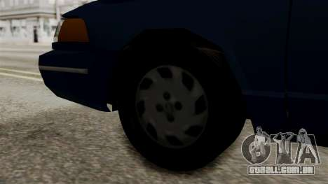 Ford Crown Victoria LP v2 Civil para GTA San Andreas traseira esquerda vista