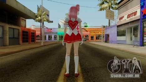 Gun Slinger Reloaded - Kyoka Katagiri para GTA San Andreas terceira tela