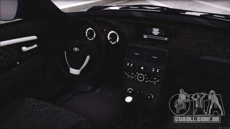 VAZ 2112 itens de Qualidade para o motor de GTA San Andreas