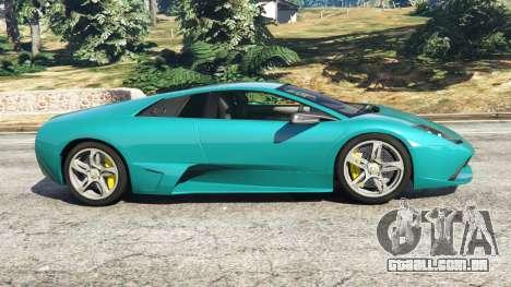 Lamborghini Murcielago LP 640 v0.5 para GTA 5