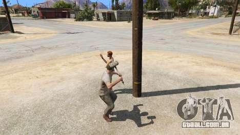 GTA 5 Martelo de Shao Kahn, a partir de Mortal Kombat sexta imagem de tela