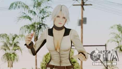 DOA 5 Christie Assasin para GTA San Andreas