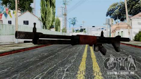 FG-42 from Battlefield 1942 para GTA San Andreas