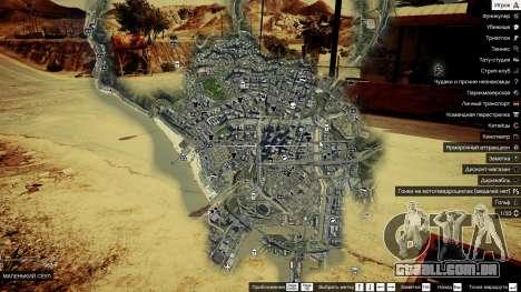 Mapa de satélite 4K para GTA 5