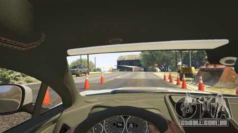 GTA 5 Aston Martin Vanquish V12 2015 voltar vista