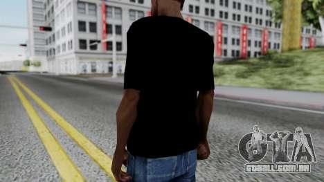 Shirt from Jeff Hardy v2 para GTA San Andreas segunda tela