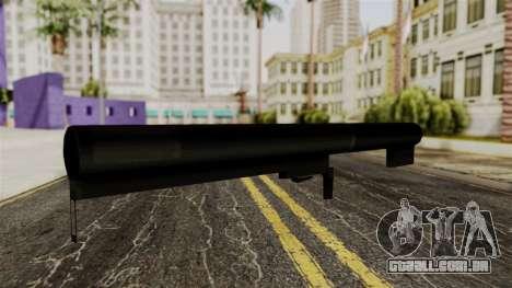 Light-AntiTank-Weapon from Delta Force para GTA San Andreas segunda tela