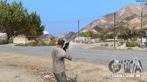 GTA 5 Laser Rocket Mod V5 terceiro screenshot