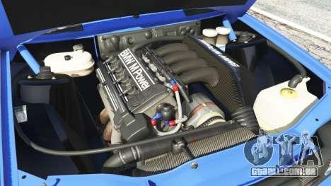 GTA 5 BMW M3 (E30) 1991 vista lateral direita
