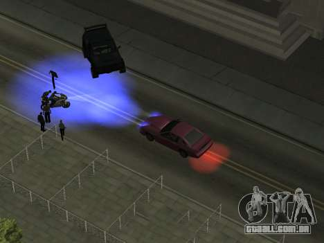 Xenon 2.0 para GTA San Andreas segunda tela