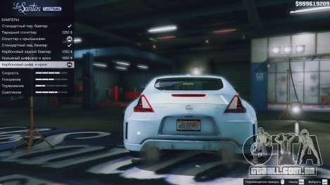 GTA 5 Nissan 370z volante