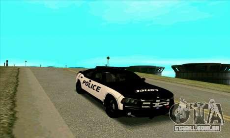 Federal Police Dodge Charger SRT8 para GTA San Andreas