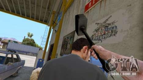 GTA 5 Martelo de Shao Kahn, a partir de Mortal Kombat quarto screenshot