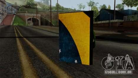 Brasileiro Satchel v2 para GTA San Andreas segunda tela