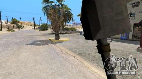 GTA 5 Martelo de Shao Kahn, a partir de Mortal Kombat terceiro screenshot