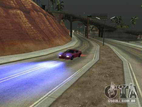 Xenon 2.0 para GTA San Andreas