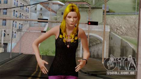 Buffy Vampire Slayer para GTA San Andreas